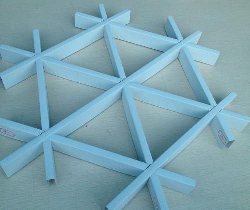 防锈三角格栅