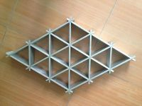 实用三角格栅